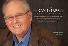 Ray Gibbs voice lessons
